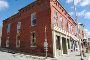 Jackson Street, Gate City